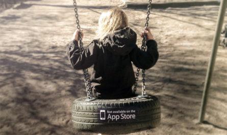 В магазине не купишь. Проект 'Not Available on the App Store'