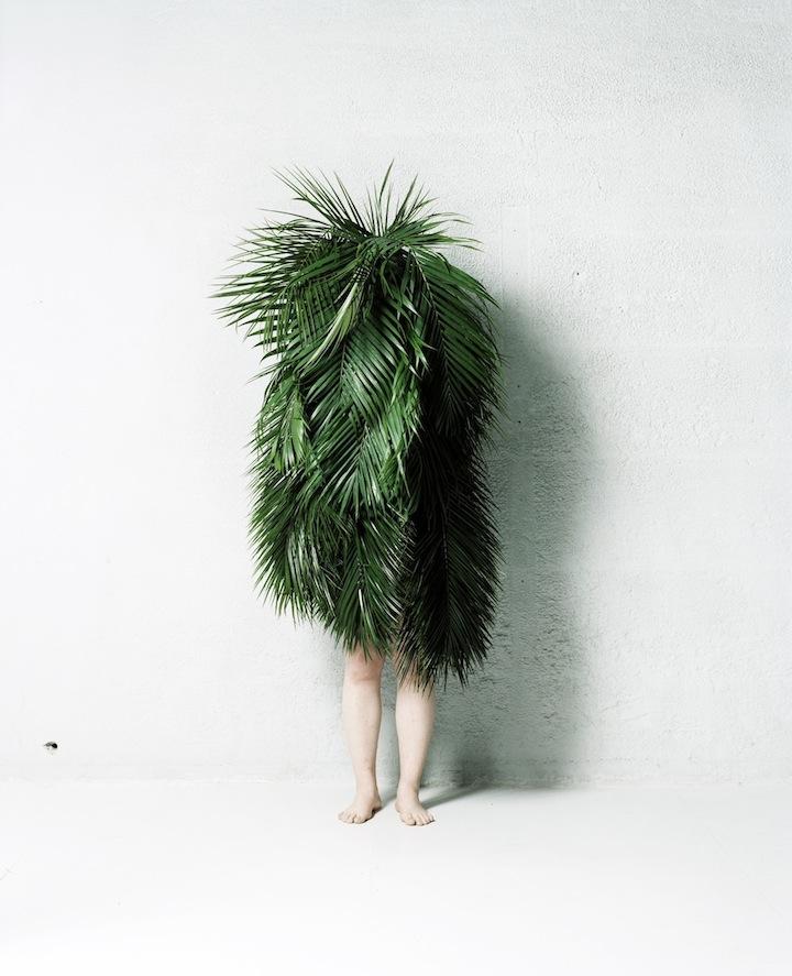 Человек-лист флориста Азума Макото