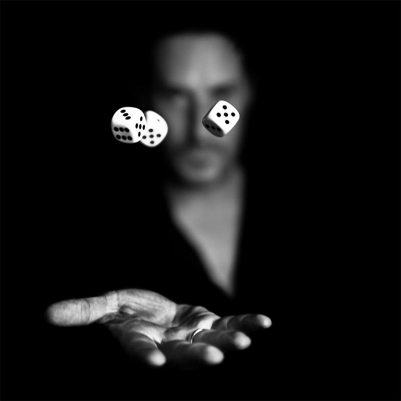Черно-белая фотография Бенуа Курти
