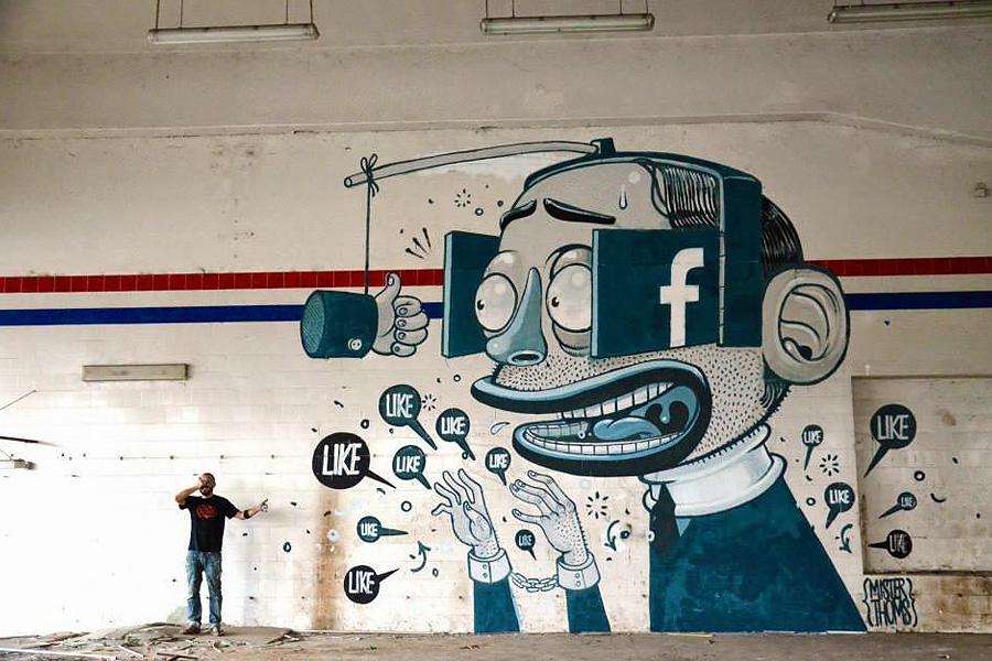 Социальная сеть Mister Thoms