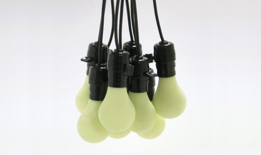 Без электричества. Люминисцентные лампы Hobby:Design