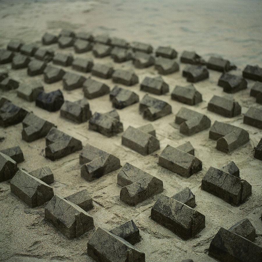 Дом на песке - Генеральный план Чеда Райта