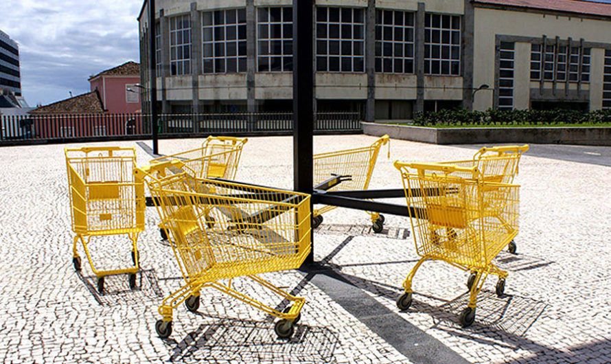 Бесконечный шоппинг: карусель Нуно Пимента