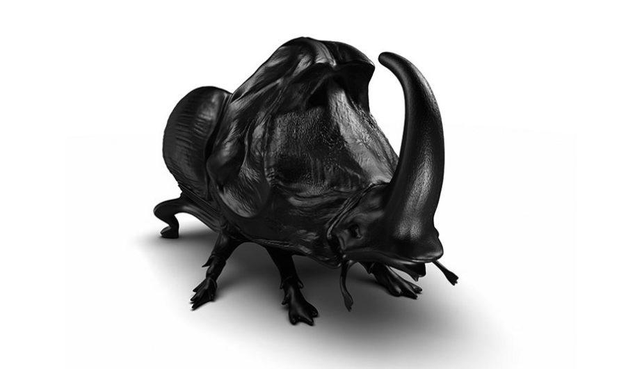 Кресло-жук Максимо Риера