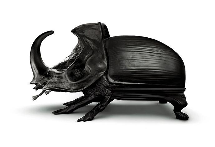 Кресло-жук Максимо Риера (Maximo Riera)