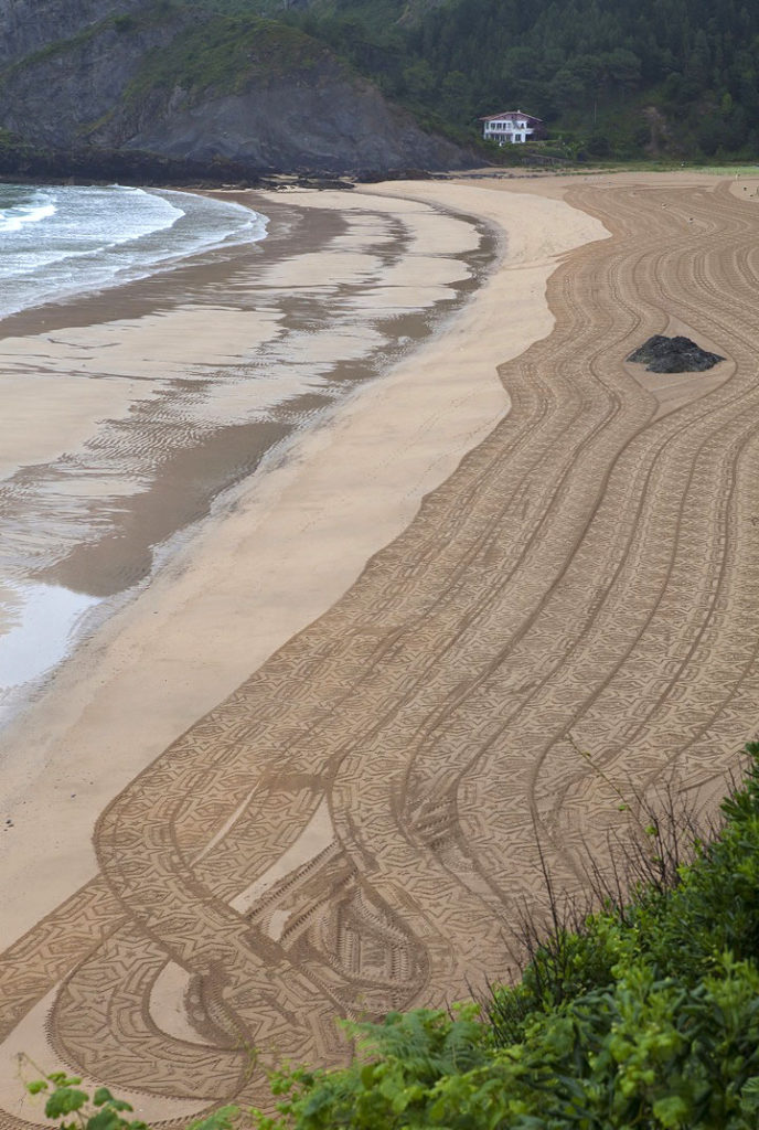 Гунилла Клингберг - Знак на песке
