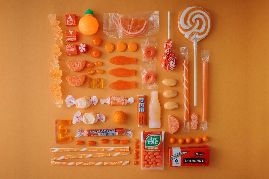 «Sugar Series» - Сахарные серии Эмили Блинко