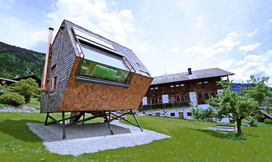 Ufogel – Австрийский концепт загородного дома