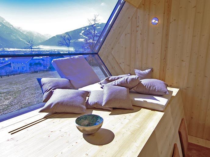 Австрийский концепт дома Ufogel