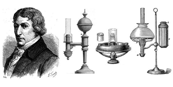 Франсуа Пьер Ами Аргант и его светильники