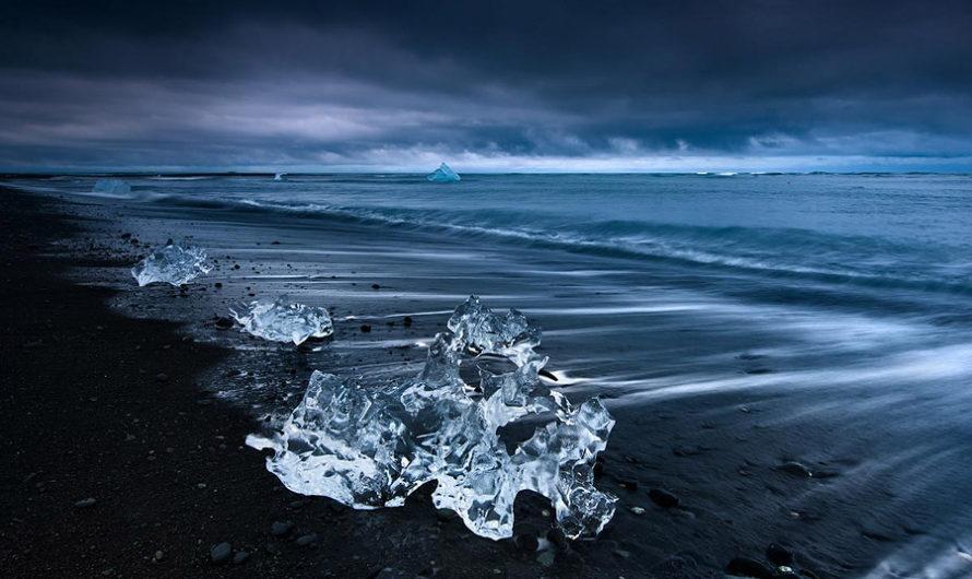 Остановка в Исландии : фотографии Jerome Berbigier