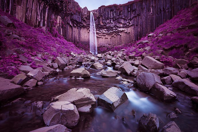 Фотографии Исландии Jerome Berbigier