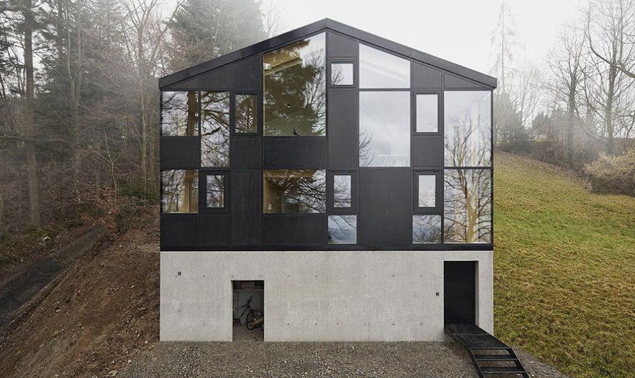 Haus Hohlen : дом после ремонта
