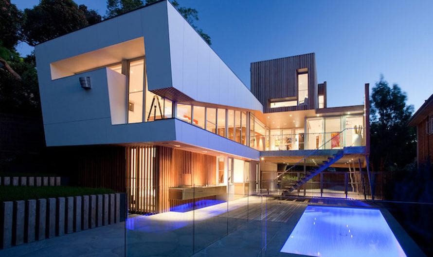 Дом Кью студии Vibe Design Group