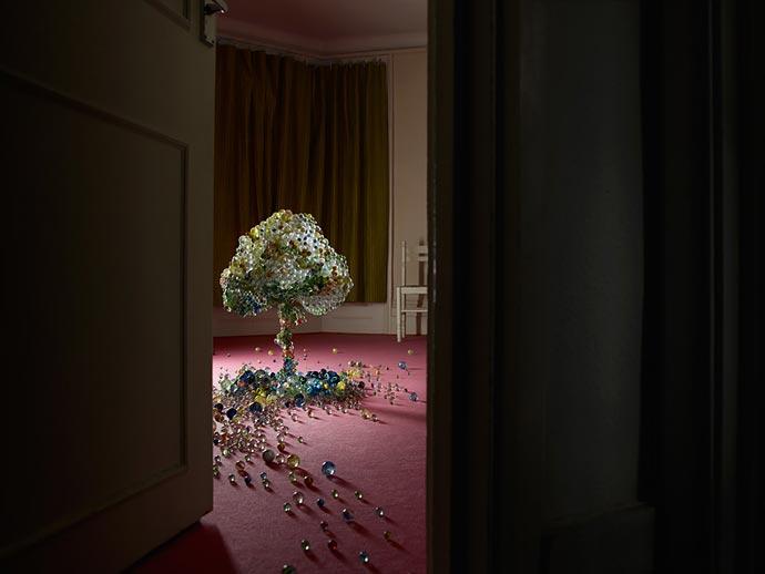 Проект «Silent but Violent» - Anna Burns и Michael Bodiam