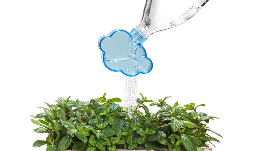 Облако-лейка Rainmaker студии Peleg Design