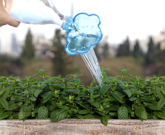 Облако-лейка «Rainmaker» студии Peleg Design