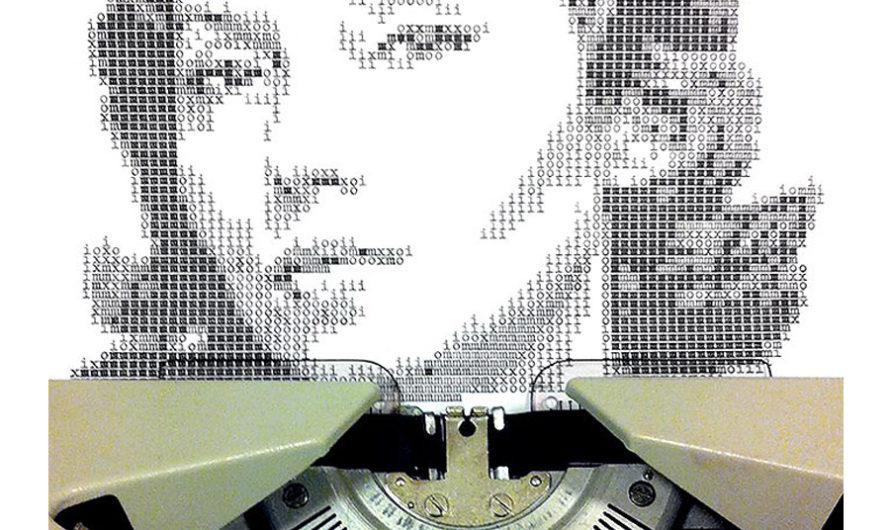 Напечатать портрет: архаичная типография Alvaro Franca