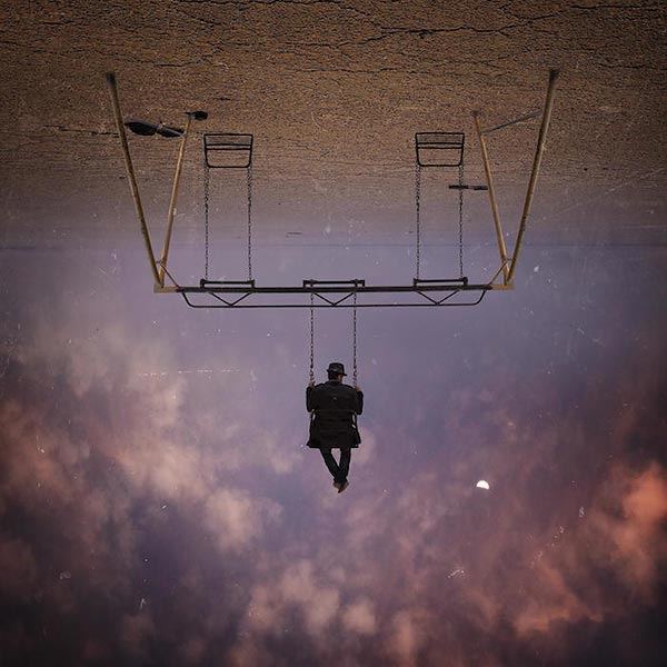 Сюрреалистические фотографии Hossein Zare
