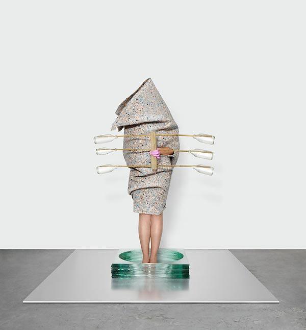 Фотографический проект «Body Builder» Джесс Бонэм (Jess Bonham)
