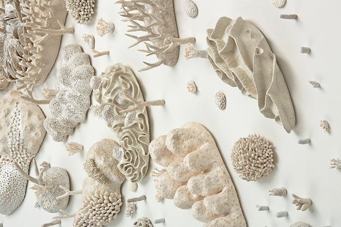 Керамический коралловый риф Courtney Mattison