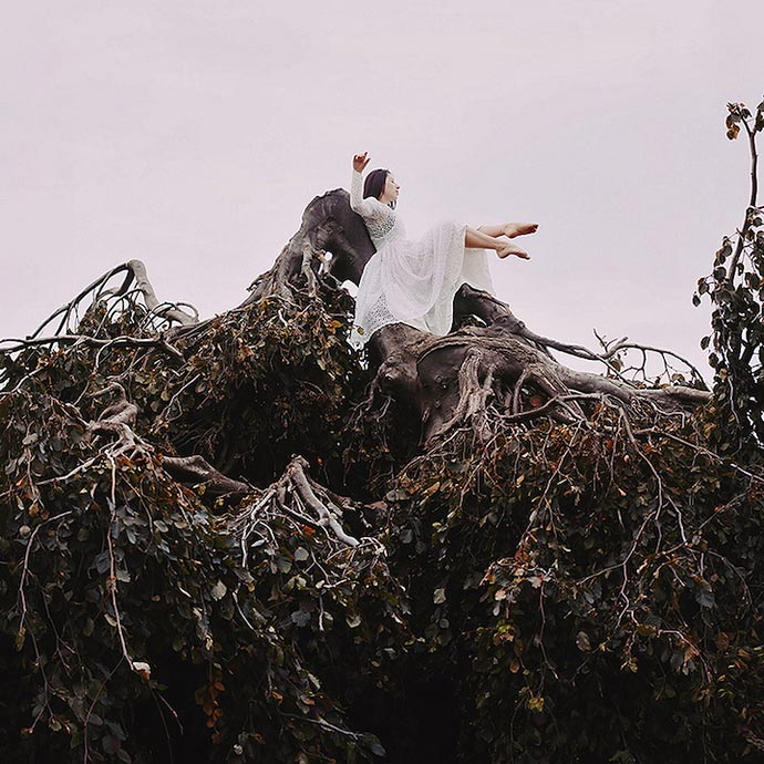 Назад и вперёд к природе : фотографии Кати Кемниц