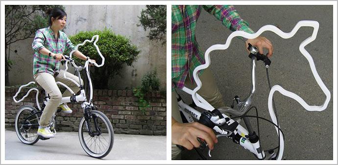 «Horsey» : лошадь на двух колёсах дизайнера Eungi Kim