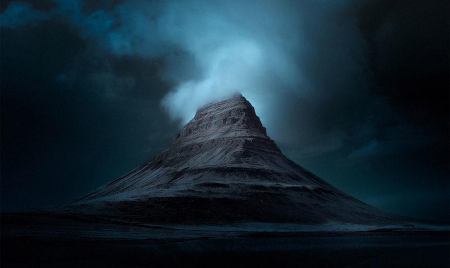 «Blue Iceland» : Исландия в объективе Andy Lee
