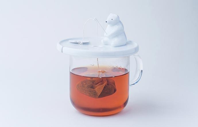 «Shirokuma». Белый медведь Necktie design office