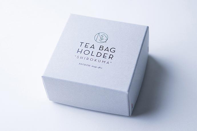 Чайный набор для заваривания пакетика Necktie design office