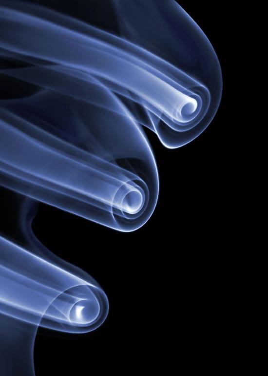 Серия «Smoke» фотографа Thomas Herbrich