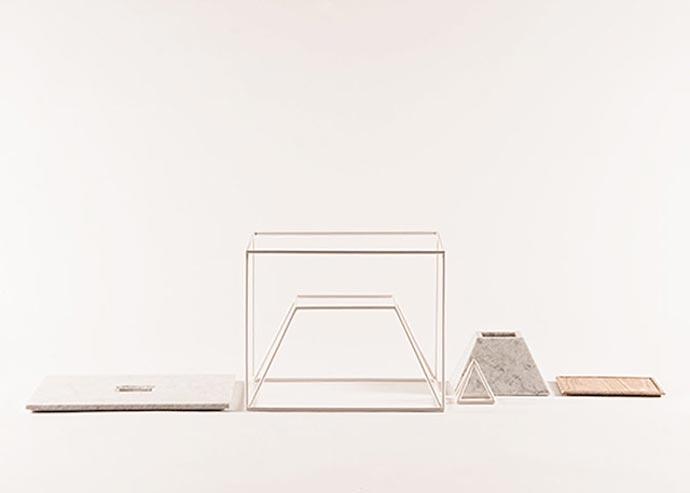 Журнальный столик «Спутник-5»