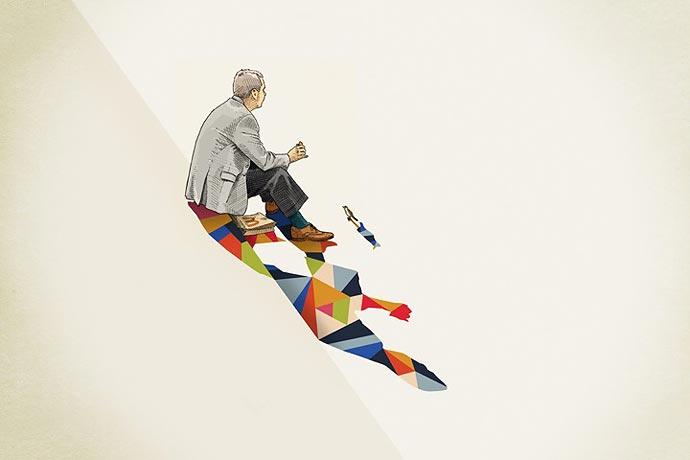«Гуляющие тени» (Walking Shadows) Джейсона Рэтлиффа
