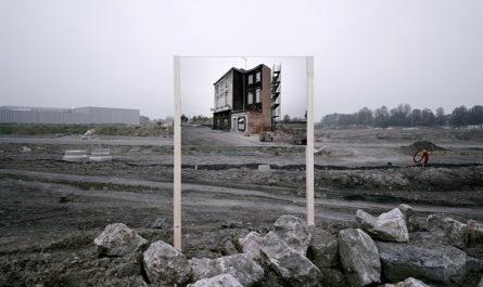 «Open Fields» : Зеркальные пространства фотографа Guillaume Amat