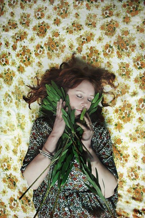 Серия «Atomic Occasions» фотохудожницы Джессики Тремп