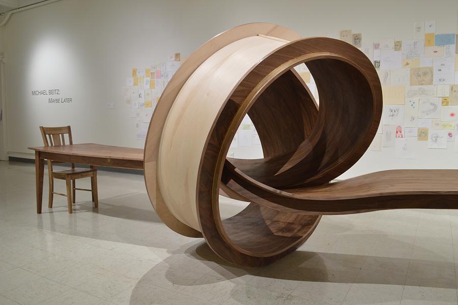 Топологическая мебель Michael Beitz