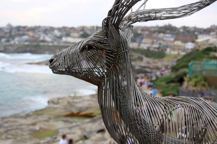 Скульптуры из металла Byeong Doo Moon