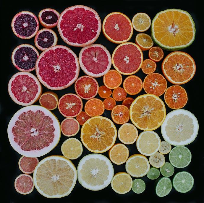 «Citrus Fest» - Цитрусовый праздник Emily Blincoe