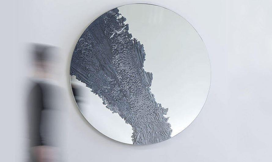 «Drift Collection» : Зеркальный дрифт студии Fernando Mastrangelo Studio