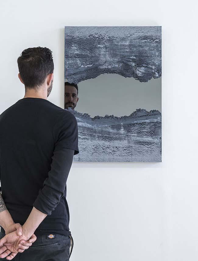 «Drift Collection» - Зеркальный дрейф Fernando Mastrangelo Studio