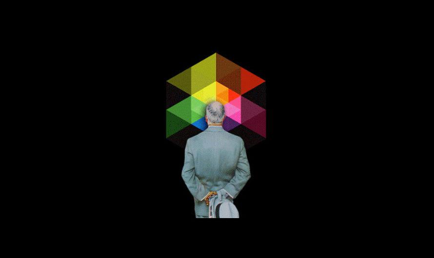 Месмеризация зрителя : Геометрические абстракции The Gif Connoisseur