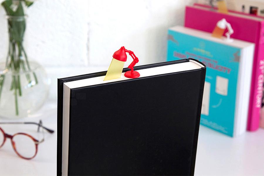 «Lightmark» - оригинальные закладки для книг студии Peleg design