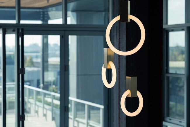 Модульная система освещения Matthew McCormick Studio «Halo»