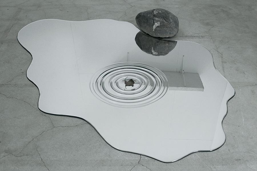 Водяные зеркала японских дизайнеров