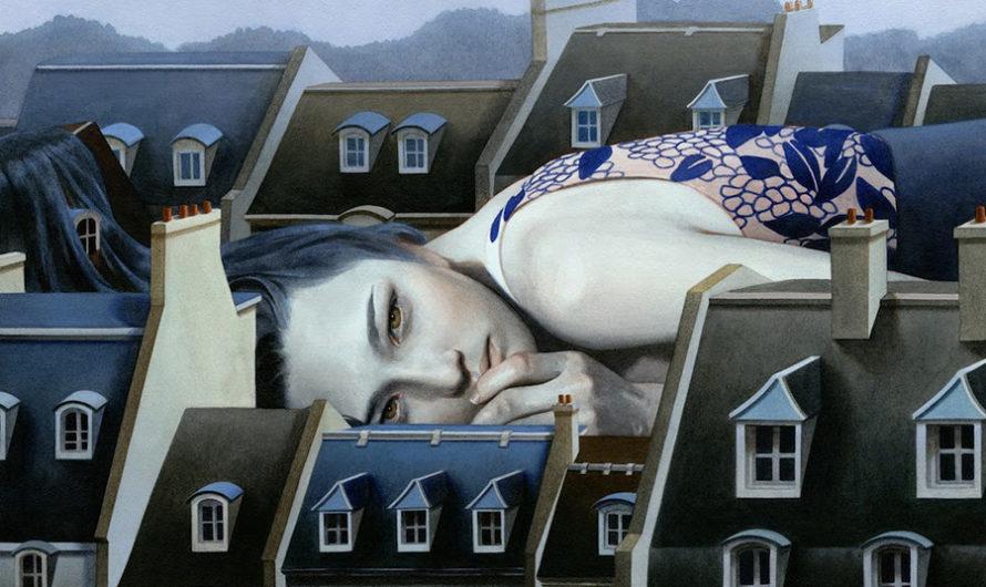 King Size : Психоландшафтная живопись Tran Nguyen
