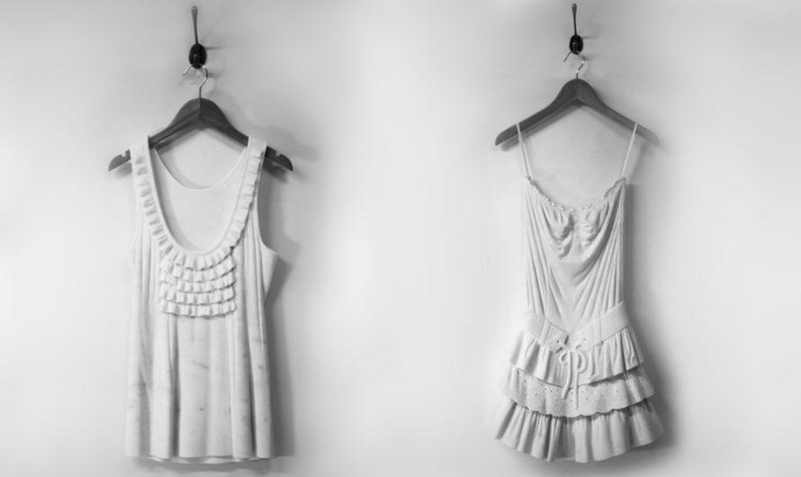 Воздушные одежды : Мраморная коллекция Alasdair Thomson