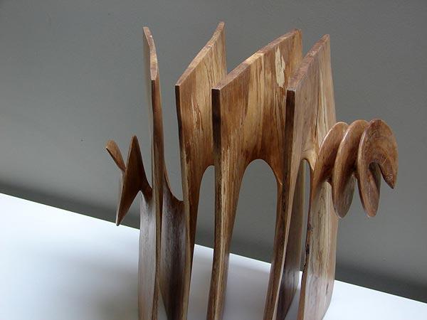 Твист старой сосны : работы Xavier Puente