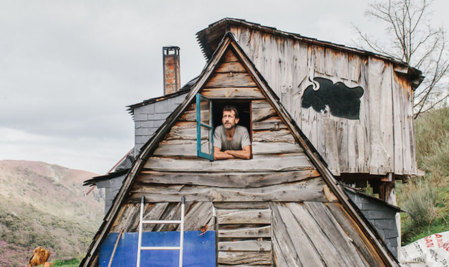 Прочь из города : Портреты людей, живущих вдали от цивилизации Kevin Faingnaert