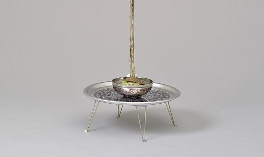 «Мён» как вдохновение : Корейские блюда художника Seung Yul Oh