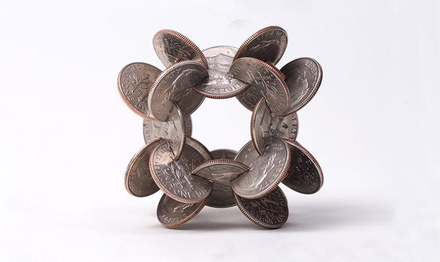 Финансовая геометрия : монеты Robert Wechsler